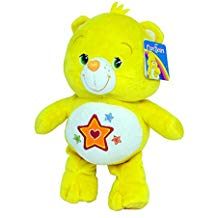 Peluche Superstar Oso Amoroso seire TV