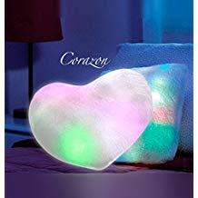 Cojín con luz LED