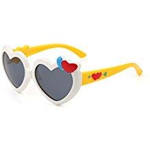 Gafas flexibles niña de corazón