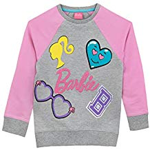 Jersey Barbie con corazón