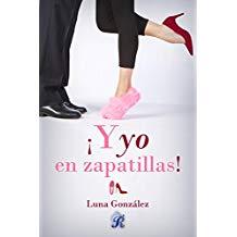 Libro Y yo en zapatillas