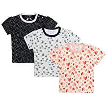 Pack 3 camisetas bebé