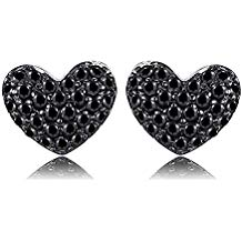 Pendientes Jewelrypalace negros