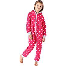 Pijama mono niña
