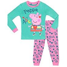 Pijama niña Peppa Pig