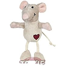 Ratón peluche Trixie