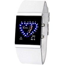 Reloj digital LED mujer