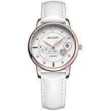 Reloj pulsera blanco mujer