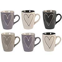 Set 6 tazas