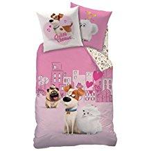 Conjunto de cama de perritos