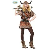 Disfraz Vikinga guerrera adulto