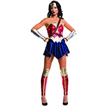 Disfraz Wonder Woman mujer