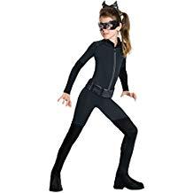 Disfraz catwoman niña