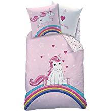 Juego de cama niña unicornio