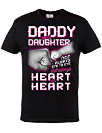 Camiseta hombre daddy and daughter