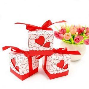 Cajitas para regalos de eventos